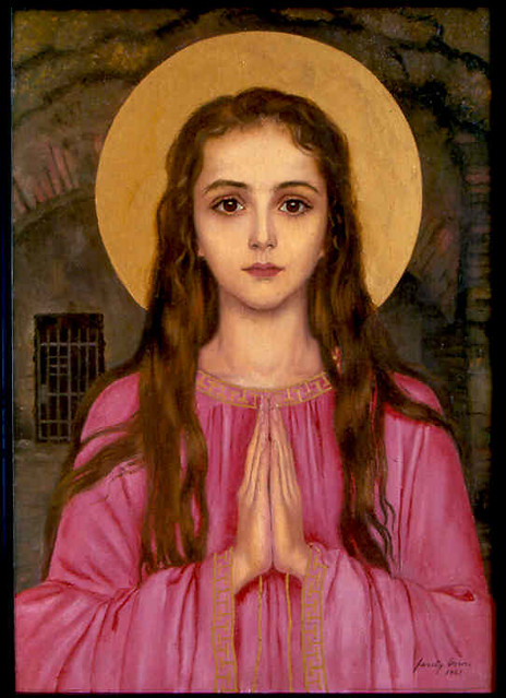 Image result for saint philomena
