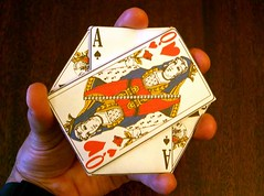 Three Card Monte | by oschene