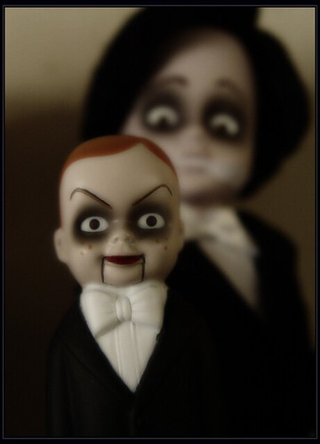 The Ventriloquist and the Dummy | by Inanimate Life Photography