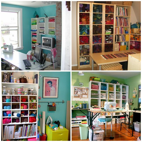 Craft Room Inspiration | by s.p.case