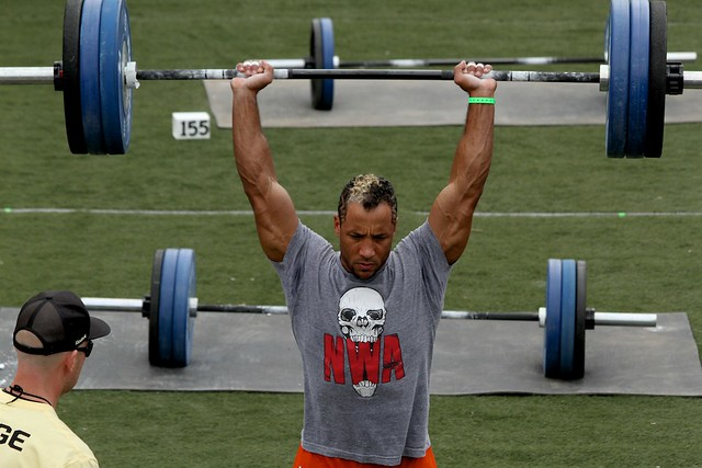 Neal Maddox - CrossFit NorCal Regionals 2011 | Flickr ...