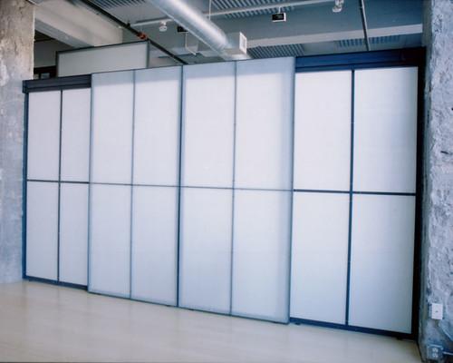 Shoji White Kitchen Cabinets