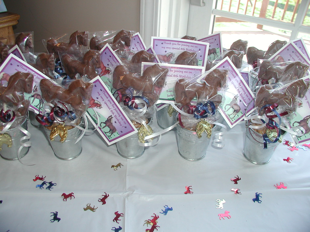Design Party Favors Ideas horse birthday party favors ideas flickr by kids parties