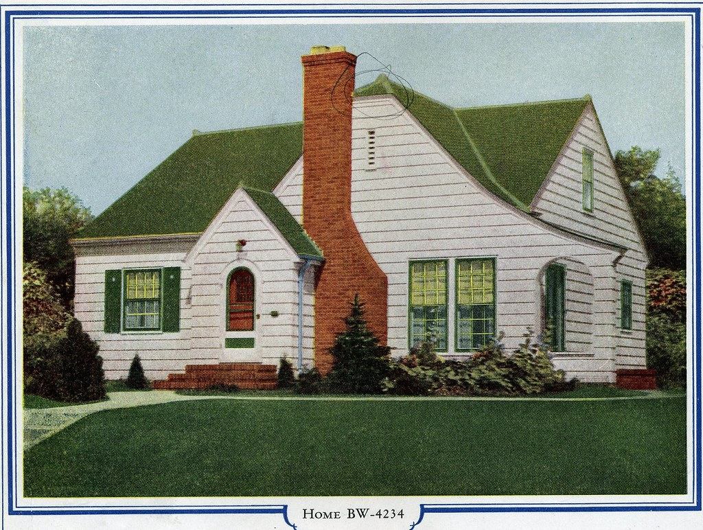 Bilt Well Home English Cottage House Plan See More