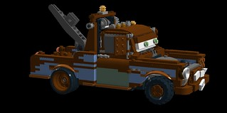 Mater - Disney / Pixar Cars 2 Movie Character | by lego911