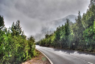 Road into Darkness / Camino a la oscuridad | by pasotraspaso. Jesus Solana Fine Art Photography
