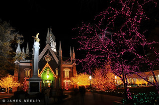 Temple Square | by James Neeley