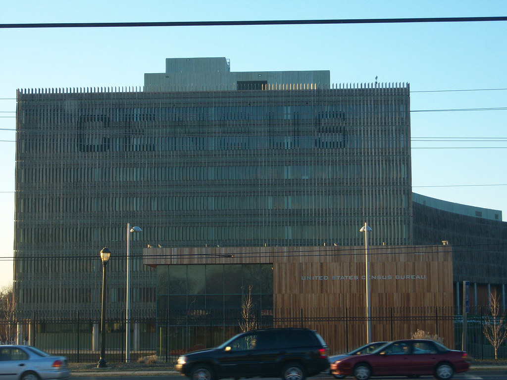 us census bureau headquarters in suitland md benoit syxx flickr. Black Bedroom Furniture Sets. Home Design Ideas