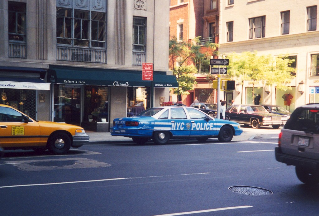 NYPD Carpice | 1991/1992 Chevy Caprice of the New York ...