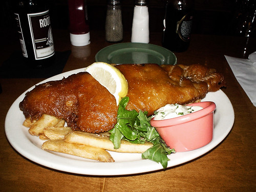 Fish and Chips | by TheQ!
