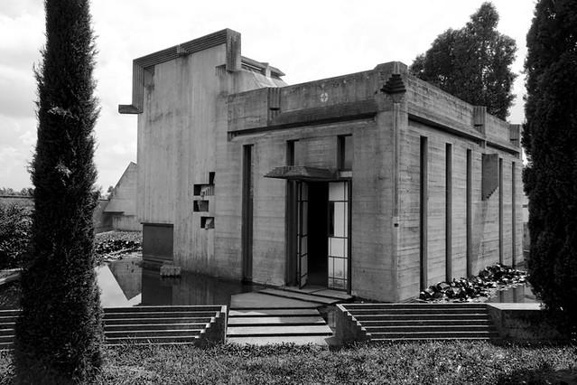 Tomba brion carlo scarpa marcoweb25 flickr for Carlo scarpa tomba
