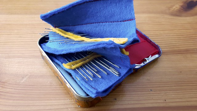 Sewing Needle Case 36