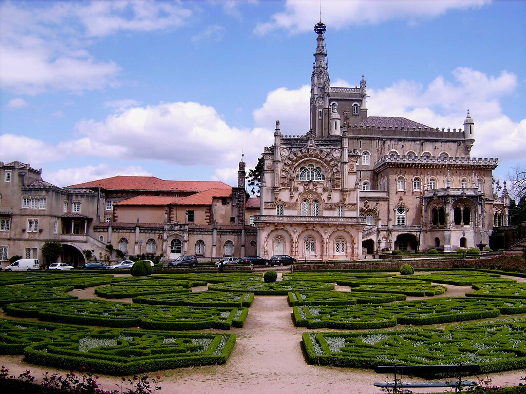 Luso Portugal  City pictures : Buçaco Palace, Serra do Luso Portugal | Flickr Photo Sharing!