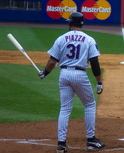 Mike Piazza retires from baseball | by Michael G. Baron