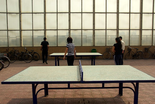 Outdoor ping-pong | by Cedric Sam