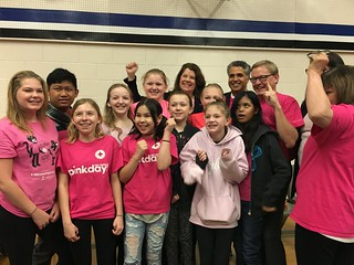 Alberta government marks Pink Shirt Day 2017