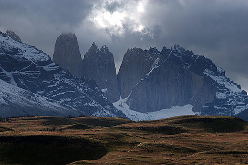 Arriving To Torres Del Paine National Park - Patagonia - Chile | by { Planet Adventure }