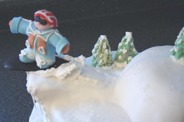 Bon Voyage Cake Decorations