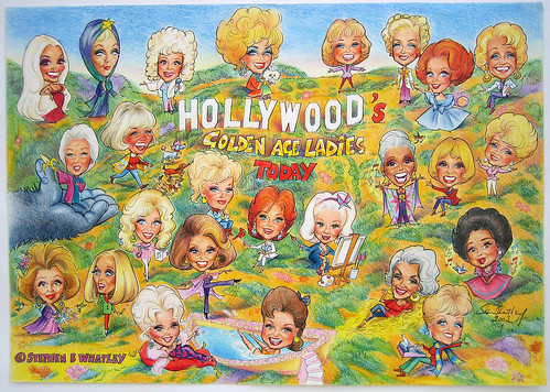 Hollywood's Golden Age Ladies Today (2003) by Stephen B Wh ...