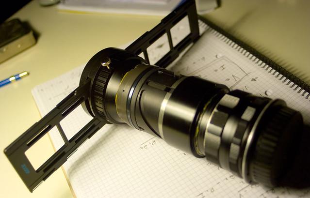 almost diy film scanner carlo alessandro nicolau flickr