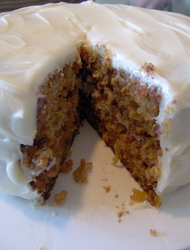 Easter Carrot Cake Recipe