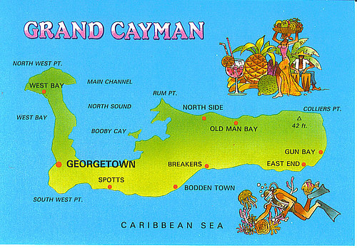 Grand Cayman Map on belize map, grenada map, acapulco map, tampa bay cruise port terminal map, jamaica map, bermuda map, cozumel map, florida map, bahamas map, grand turk map, st. thomas map, venezuela map, seven mile beach map, mexico map, dominican republic map, hawaii map, caribbean map, aruba map, grand caicos map, grand caymen,