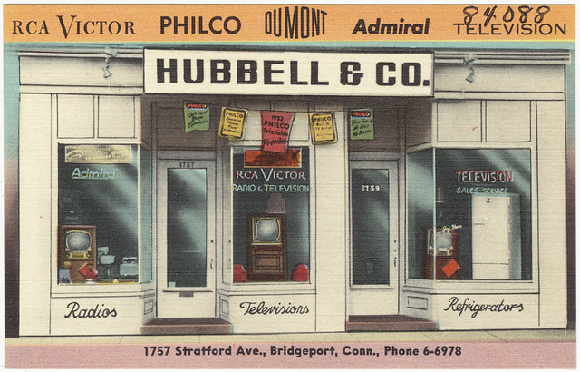 Hubbell Brothers A Shoe Store In Derby Conn