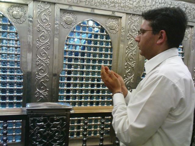 Hazrat Imam Hussain Graveyard Hazrat Imam Hussain's Head