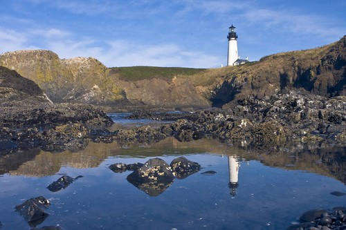 Yaquina Head Lighthouse & Tidepools | by The Hike Guy