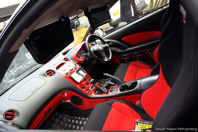 Toyota Celica Custom Interior This Picture Was Taken At