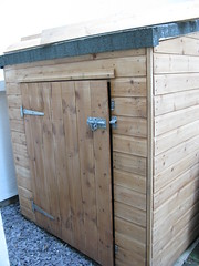 1 Start with a shed