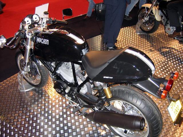 Ducati Sport Classic  Specs
