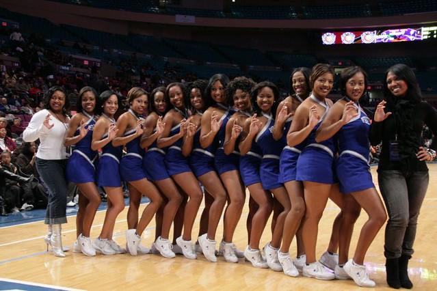Hampton University Cheerleaders | Kevin Coles | Flickr