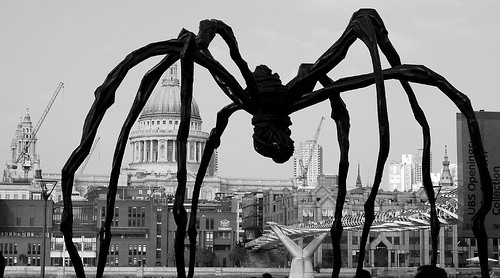 Maman - Louise Bourgeois' Giant Spider | by jordi.martorell