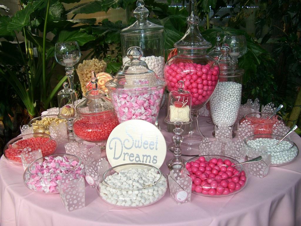 Pink Candy Buffet Lisa Runolfson Flickr