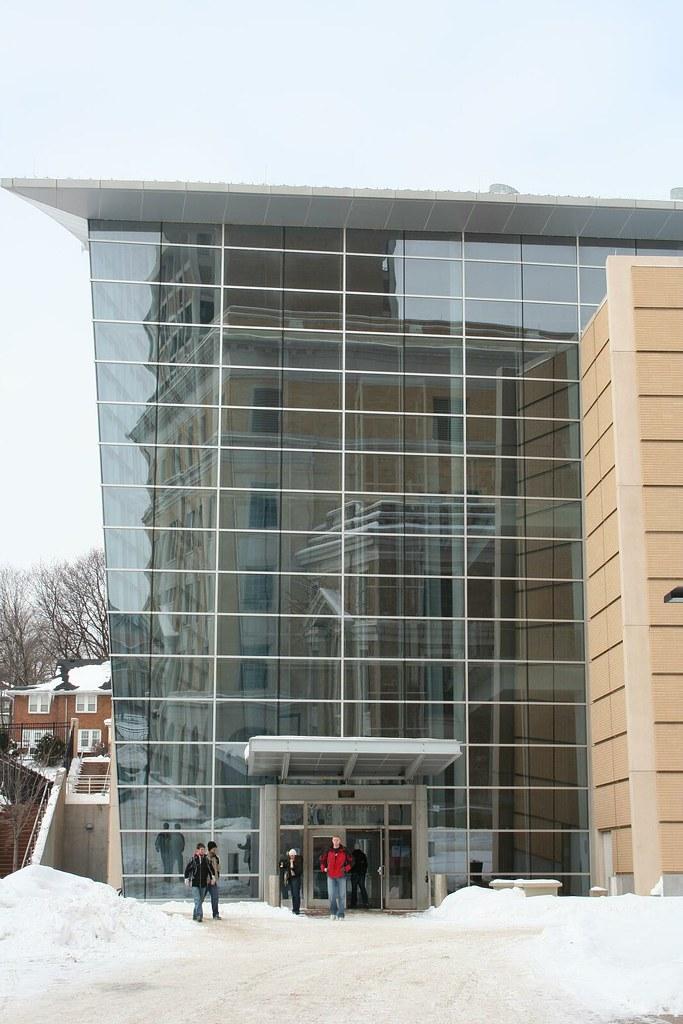 Uw Madison New Chemistry Building