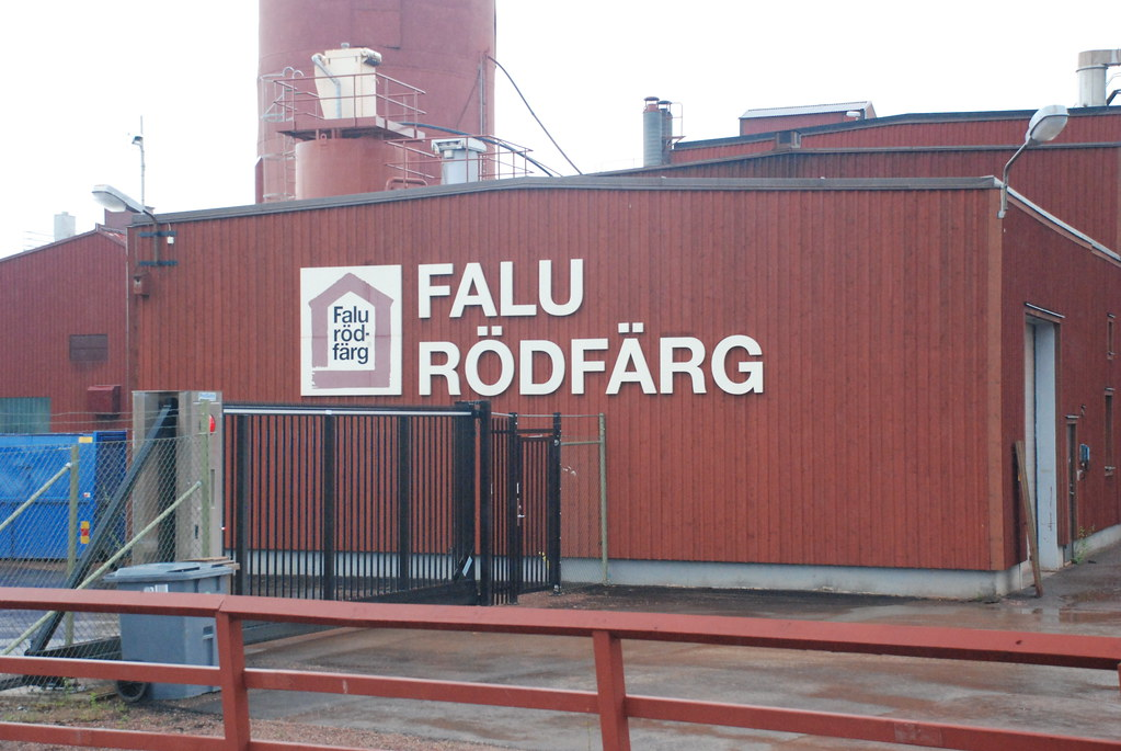 Falun Red Paint