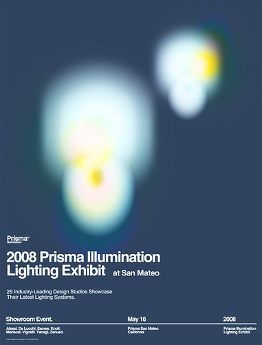 2008 Prisma Illumination Lighting Exhibit Poster | by Network Osaka