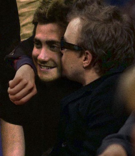 enrique del pozo : Jake Gyllenhaal, y heath ledger | by enrique del pozo