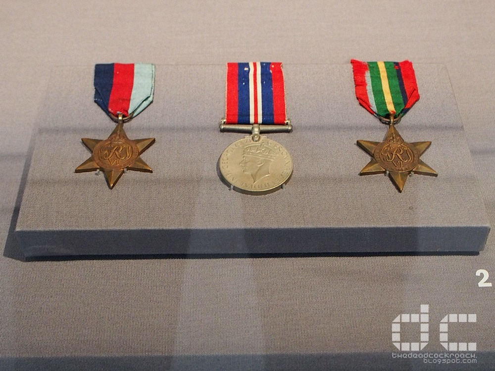 fall of singapore, ford factory, ford motor factory, japanese occupation, museum, old ford factory, second world war, syonan, world war 2, ww2, wwii,syonan gallery,medal,war medals