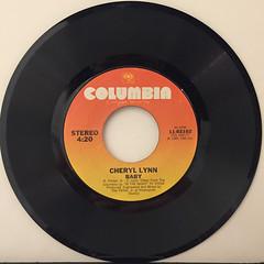 CHERYL LYNN:SHAKE IT UP TONIGHT(RECORD SIDE-B)