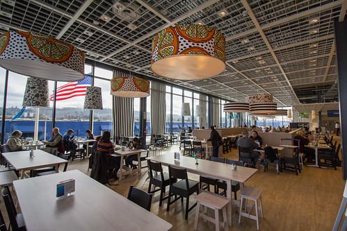 Ikea Renton New Building