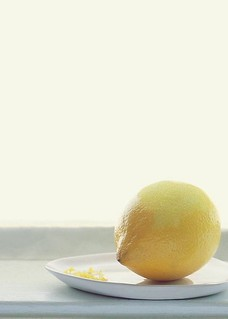 Lemon for Lemon Sponge Pie | by Xiaolu // 6 Bittersweets