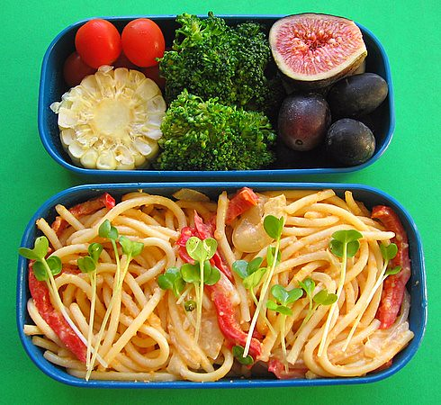 Tarako spaghetti lunch | by Biggie*