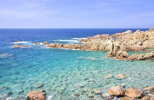 Risultati immagini per mare sardegna spiaggia paradiso