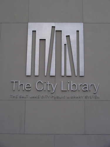 salt lake city public library | by David Lee King