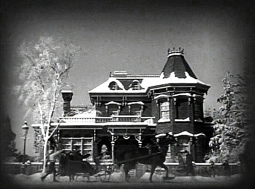 Magnificent Ambersons Opening Montage The Johnson House Flickr