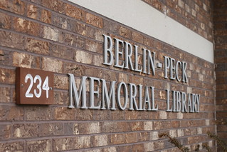 Berlin Peck Memorial Library | by WNPR - Connecticut Public Radio