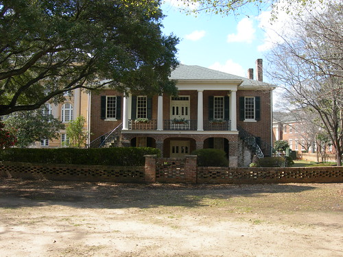 Gorgas Building New House