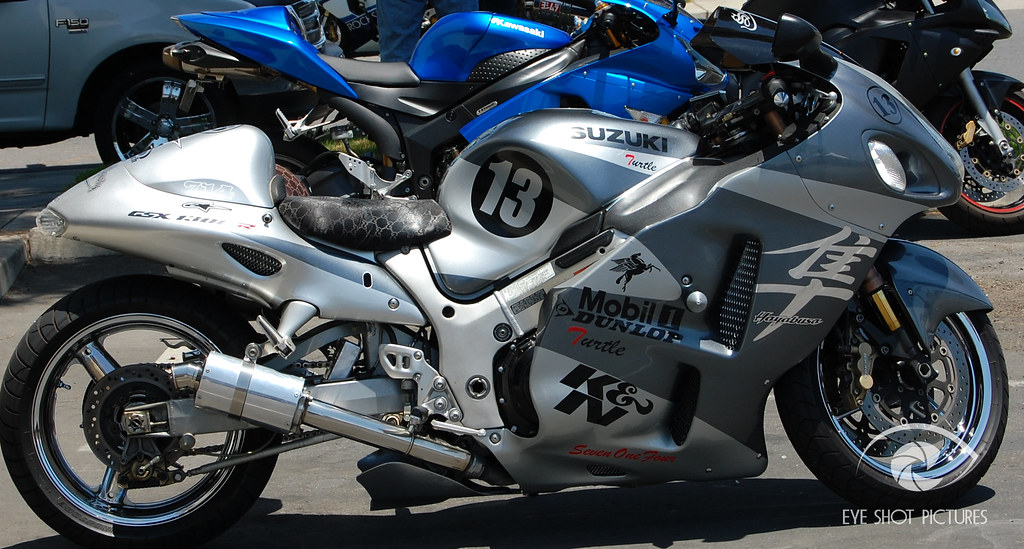 Suzuki Sport Bike Models